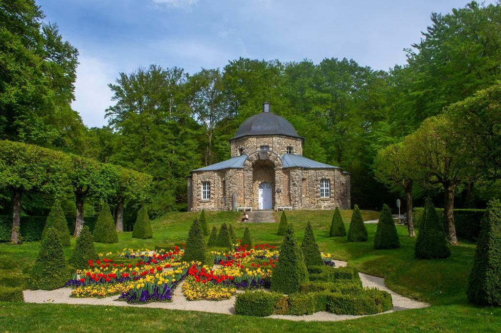 Ausflugsziele in der fränkischen Schweiz -Sanspareil
