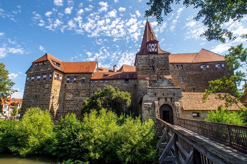 Wenzelschloss in Lauf