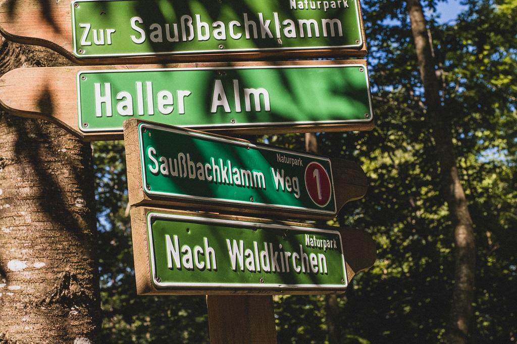 Saußbachklamm