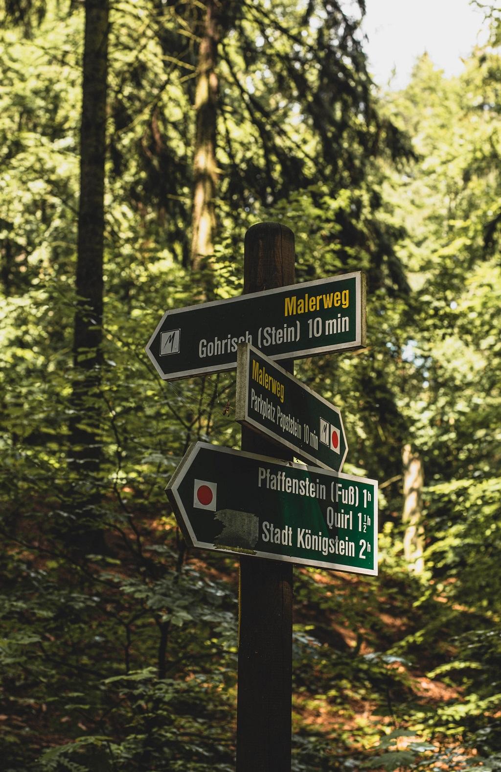 Schilder Malerweg