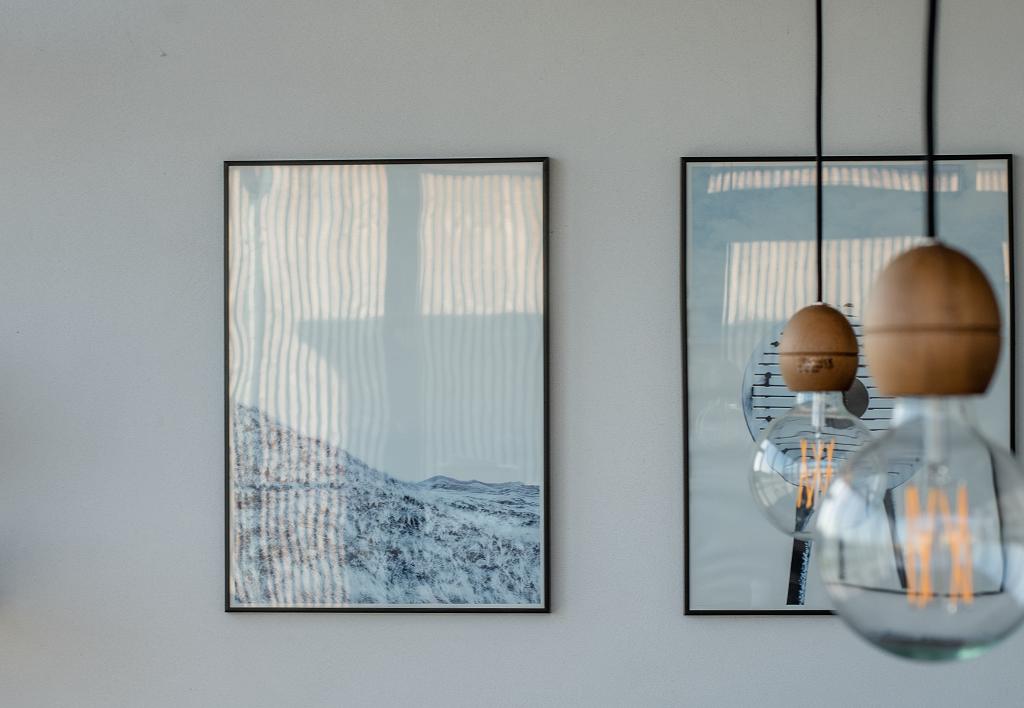 Bilder und Lampen