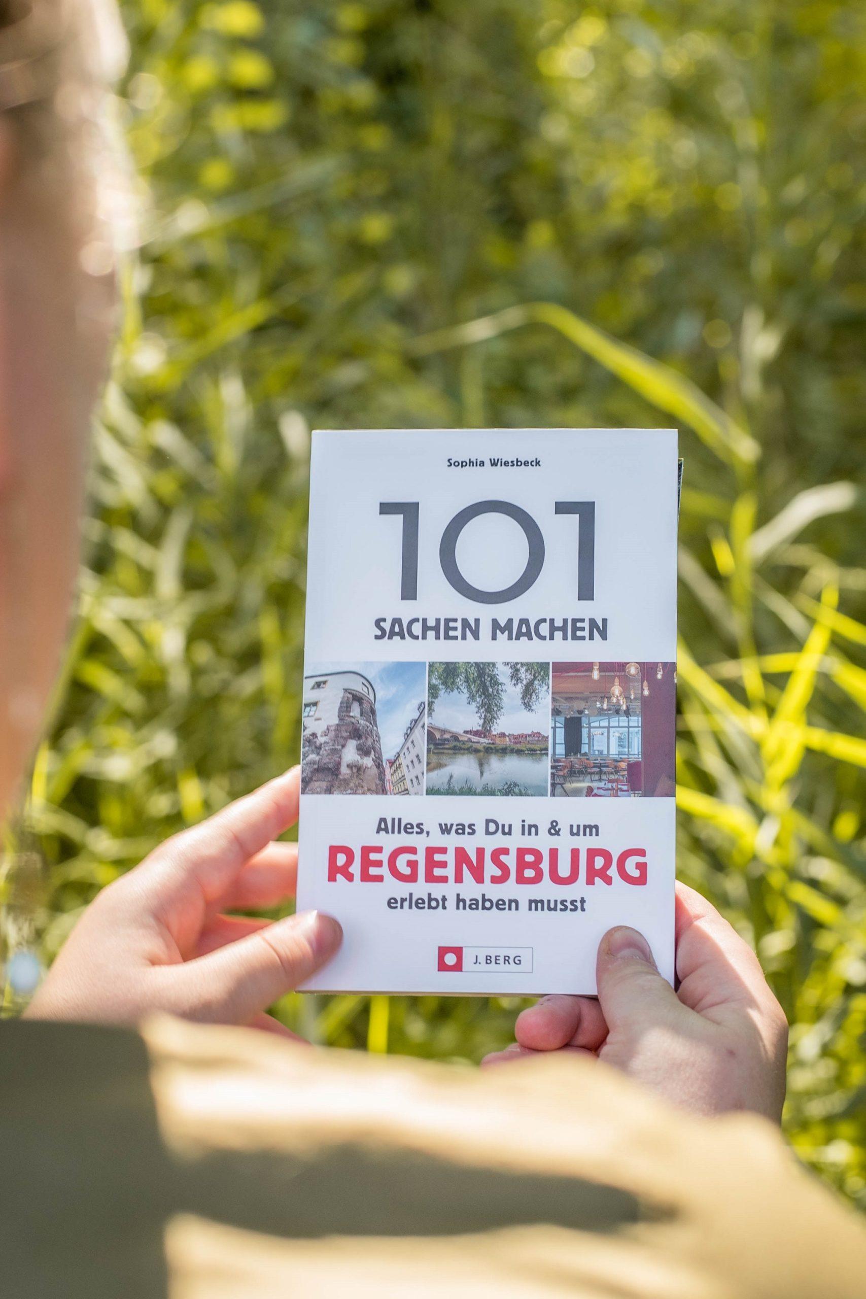 101 Sachen machen in Regensburg
