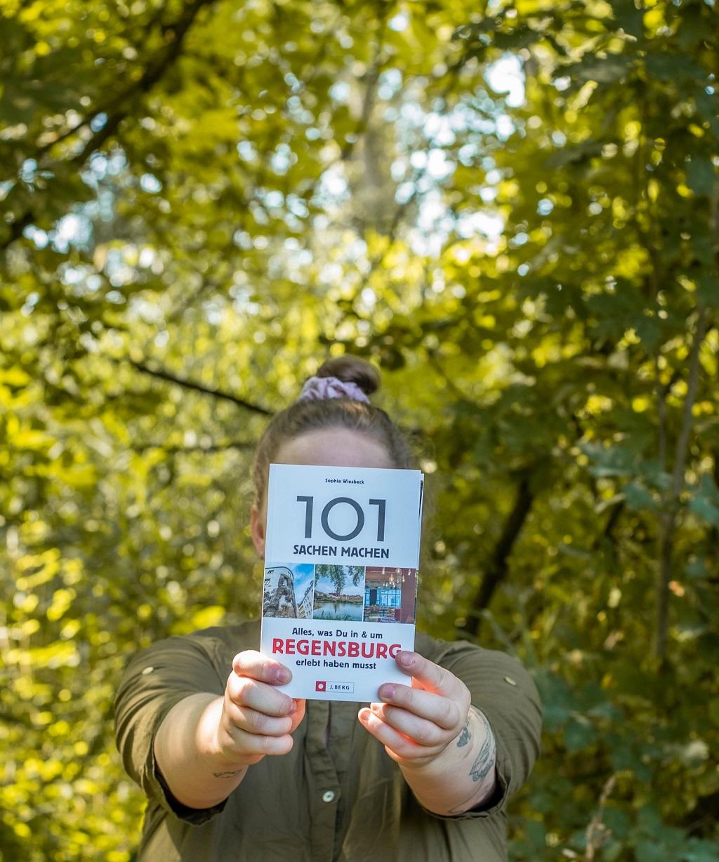 101 Sachen machen in Regensburg und Umgebung