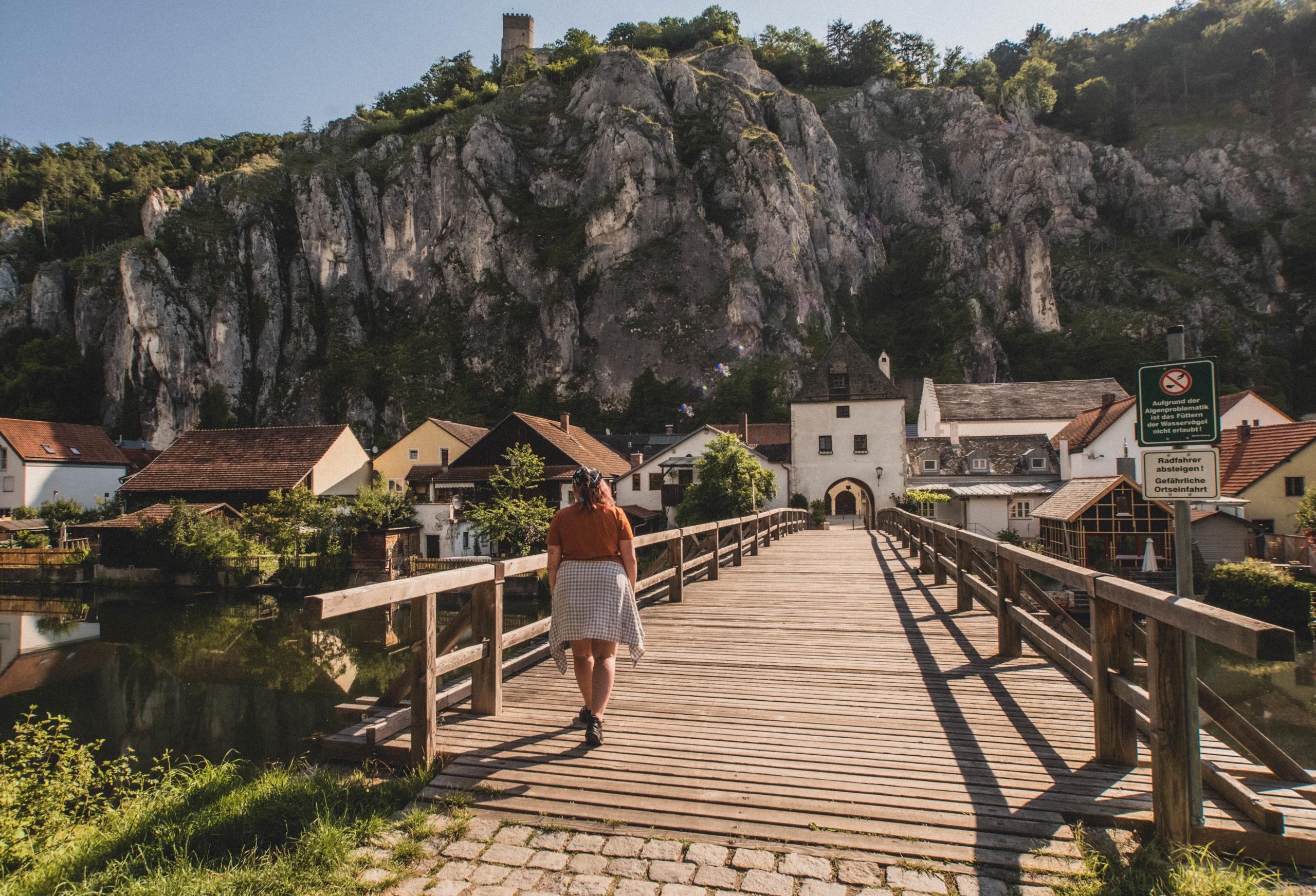 Essing und Burg Randeck