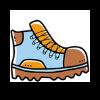 Wanderschuh Icon