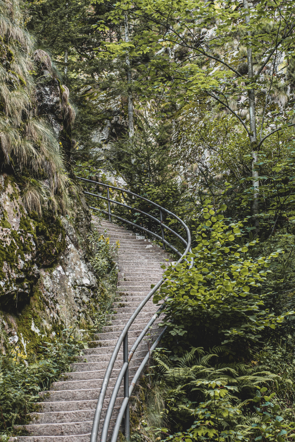 Allerheiligen Wasserfälle Wanderpfad